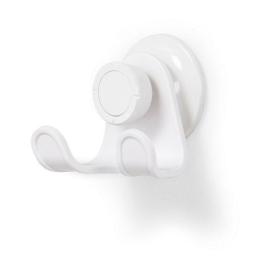 Umbra Flex Gel Lock Double Hook Shower Caddy