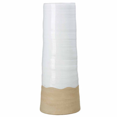INK + IVY Lima Handmade Terracotta Vase