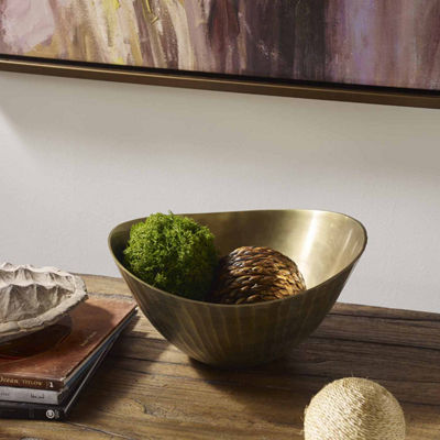 Madison Park Signature Omni Round Bowl