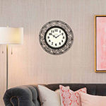 Westclox Wrought Iron Design Wall Clock-32021a