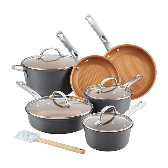Ayesha Curry™ Home Collection 11-pc. Cookware Set