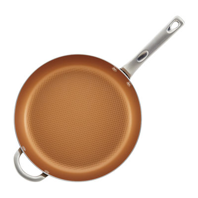 "Ayesha Curry™ Home Collection 12"" Covered Skillet"