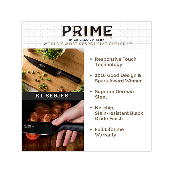 Chicago Cutlery Prime By Chicago Cutlery 2-Pc. Chef/ Parer Set 2-pc. Knife Set