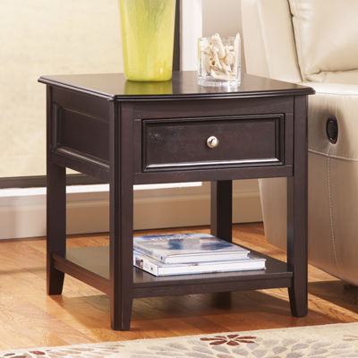 Signature Design by Ashley Carlyle 1-Drawer End Table