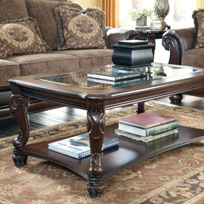 Signature Design By Ashley® Norcastle Coffee Table