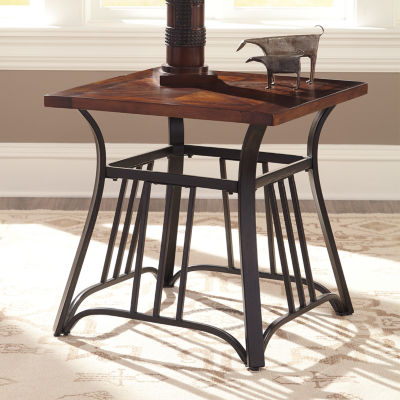 Signature Design by Ashley Zanilly End Table