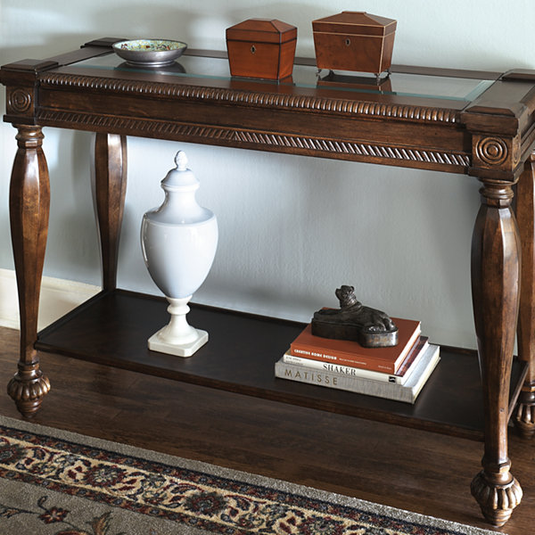 Signature Design by Ashley Mantera Console Table
