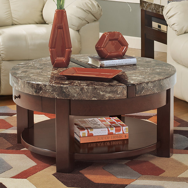 Signature Design by Ashley Kraleene 1-Drawer Lift-Top Coffee Table