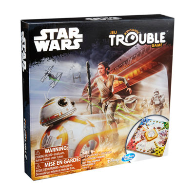 Star Wars Edition = Trouble Game