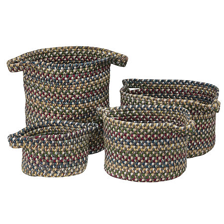 Colonial Mills Andreanna Basket, One Size , Gray