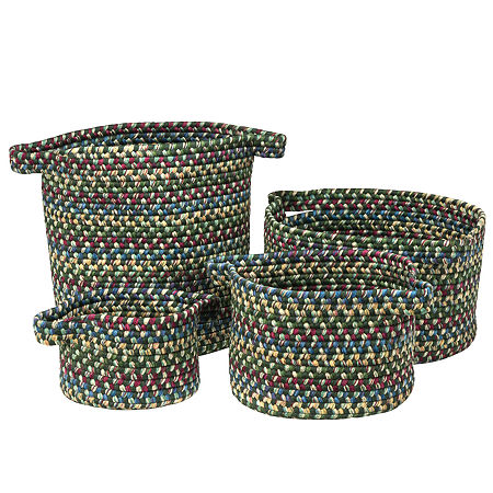 Colonial Mills Andreanna Basket, One Size , Green