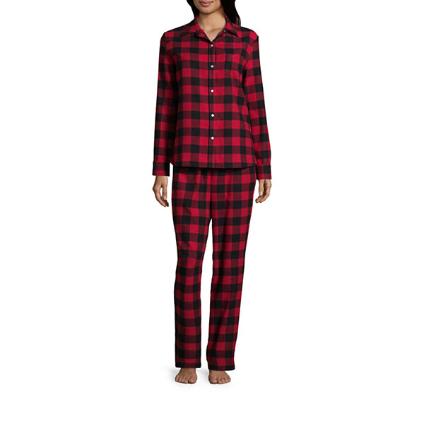 fd4757bb05 North Pole Trading Company Plaid Family Pajamas - JCPenney