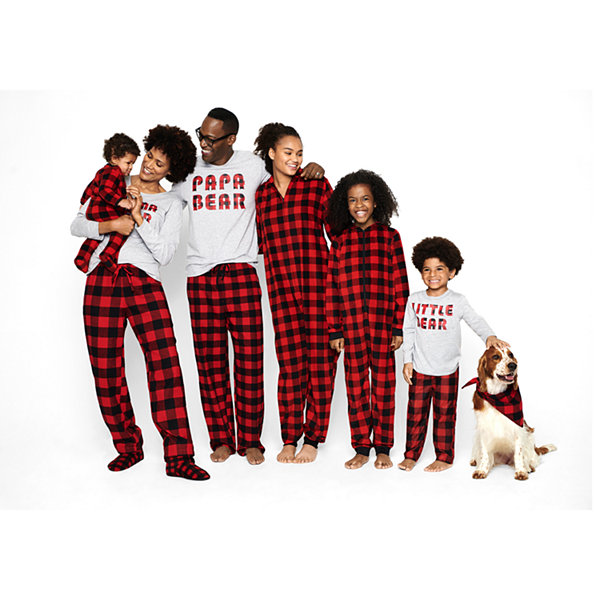 f4def64f87fc North Pole Trading Company Plaid Family Pajamas - JCPenney