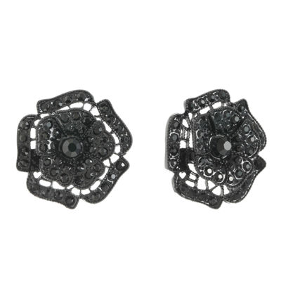 Mixit 30mm Stud Earrings