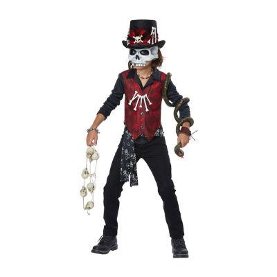 Voodoo Hex Boy Child Costume