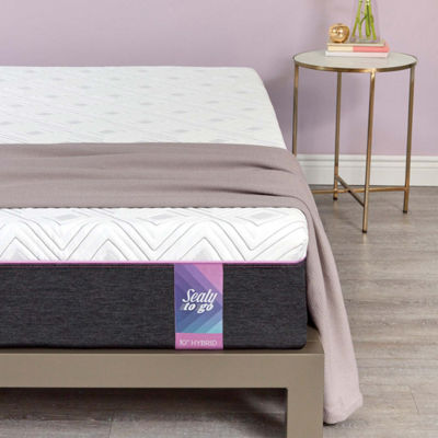 "Sealy® To Go 10"" Hybrid Mattress"