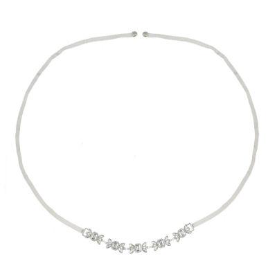 Monet Jewelry Wear 3 Ways: Choker; Wrap Bracelet; Headband Womens Choker Necklace