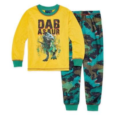Jammers Kids 2-pc. Pajama Set Boys