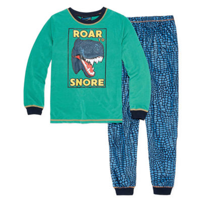 Jammers Kids 2-pc. Pajama Set Boys