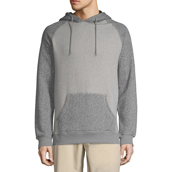 Victory Colorblock Heather Fleece Hoodie Pullover