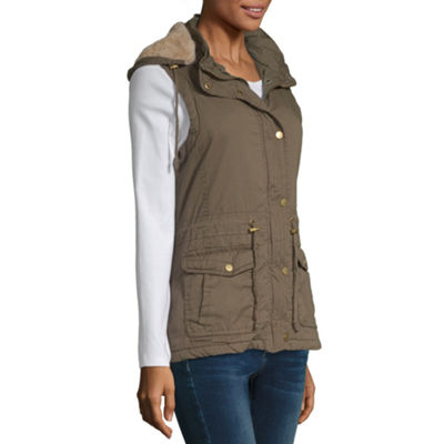 Ymi Womens Vest-Juniors