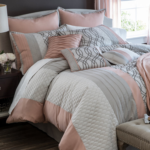 Home Expressions Nina 10-pc Comforter Set