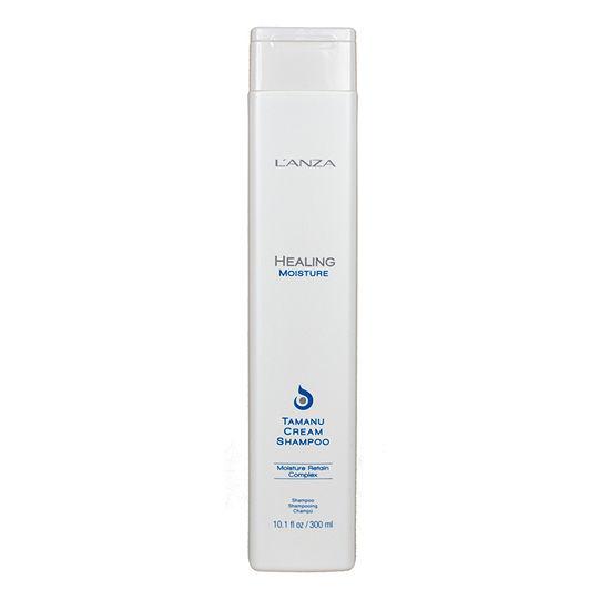 L'ANZA Healing Moisture Tamanu Cream Shampoo - 10.1 oz.
