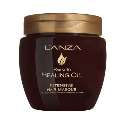 L'ANZA Keratin Healing Oil Intensive Hair Masque - 6.8 oz.