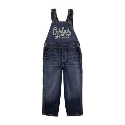 Oshkosh Overall Boys Pull-On Pants - Baby