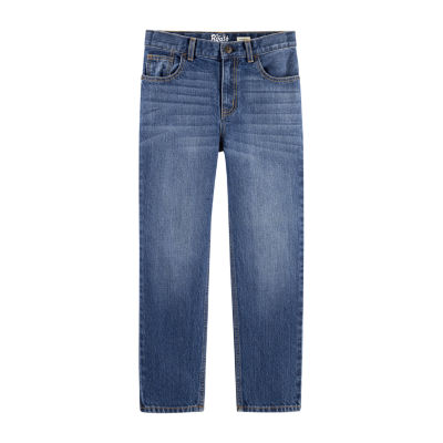 Oshkosh Boys Pull-On Pants - Baby
