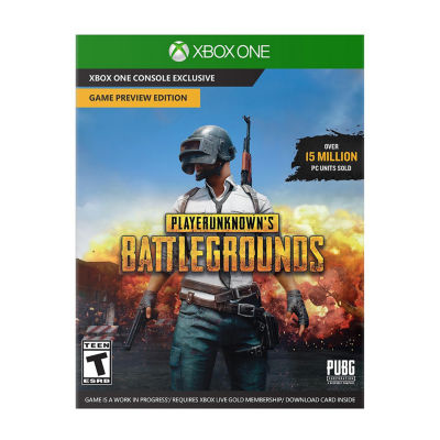 XBox One Playerunknowns Battlegrounds Video Game