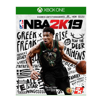 XBox One Nba 2k19 Video Game