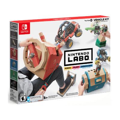 Nintendo Labo Toy-Con 03: Vehicle Kit - Nintendo Switch