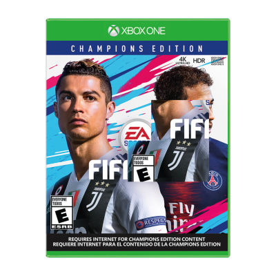 XBox One Fifa 19: Champions Edition Video Game
