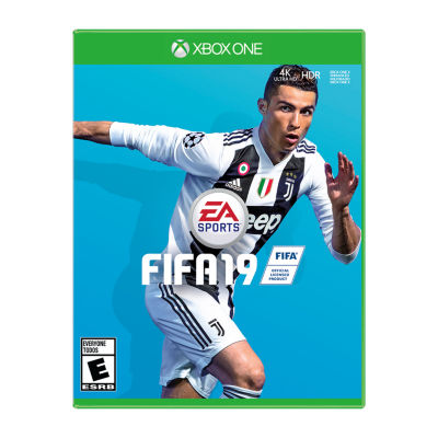 XBox One Fifa 19 Video Game