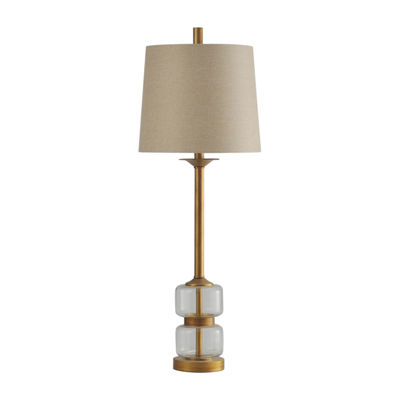 Stylecraft Midfield Metal Table Lamp