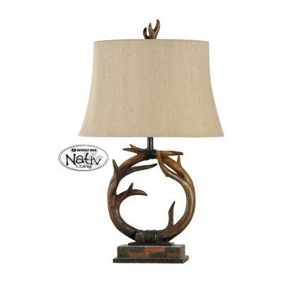 Stylecraft Dalton Metal Table Lamp
