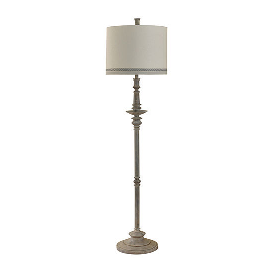 Stylecraft Grayson Floor Lamp
