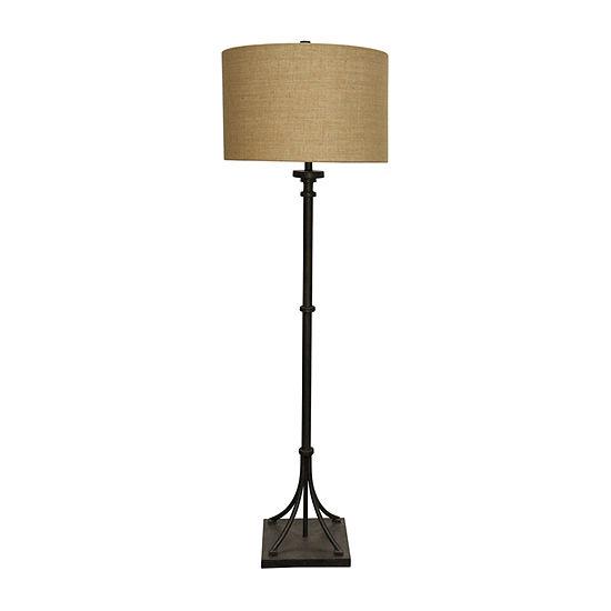 Stylecraft Industrial Floor Lamp