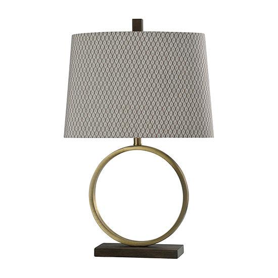 Stylecraft Bryan Keith Metal Table Lamp