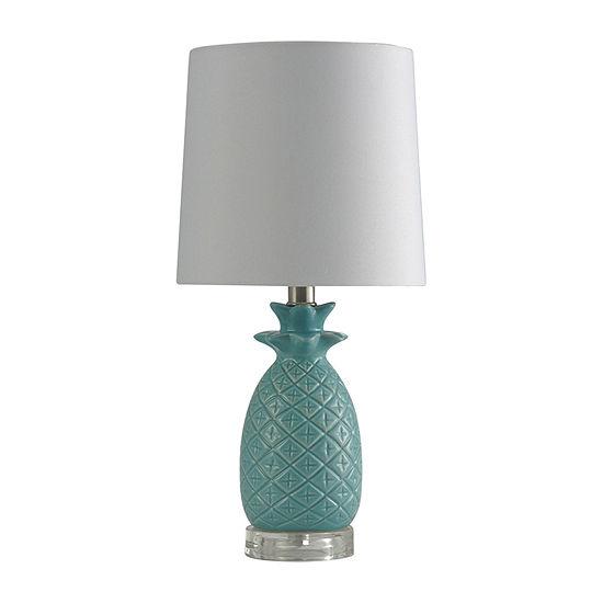 Stylecraft Seafoam Ceramic Table Lamp