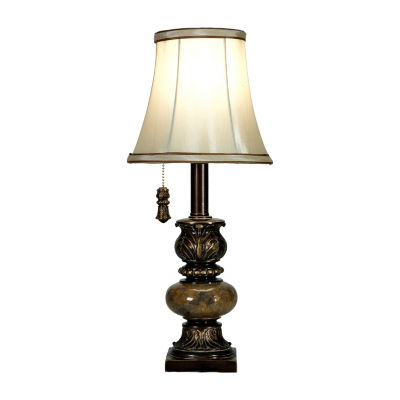 Stylecraft Trieste Plastic Table Lamp
