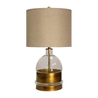 Stylecraft Midfield Metal Table Lamp