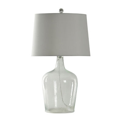 Stylecraft Incognito Glass Table Lamp