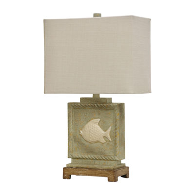 Stylecraft Beige Table Lamp