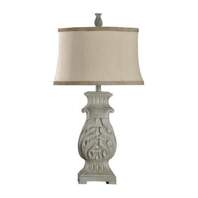 Stylecraft Bokova Plastic Table Lamp
