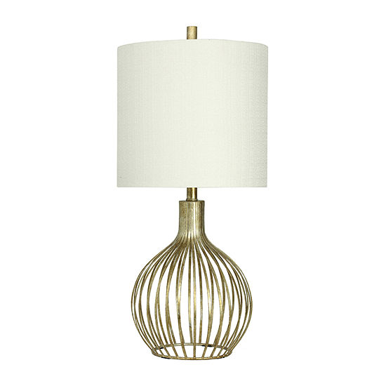 Stylecraft Vintage Metal Table Lamp
