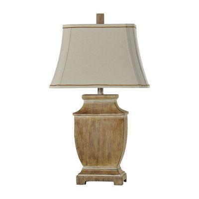 Stylecraft Gambell Plastic Table Lamp
