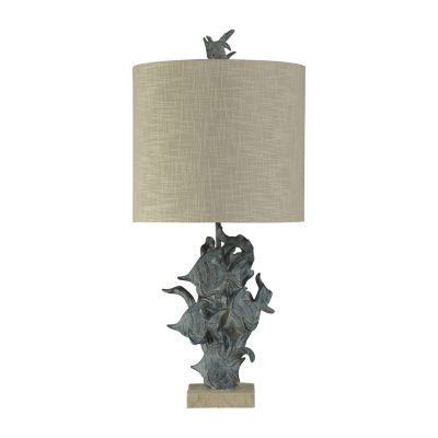 Stylecraft St. Kilda Plastic Table Lamp