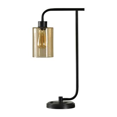 Stylecraft Restoration Metal Table Lamp